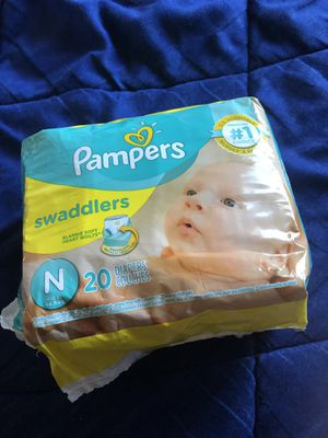 Newborn diapers New for Sale in Los Angeles, CA