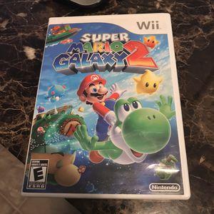 Super Mario Galaxy 2 (Nintendo Wii, 2010) for Sale in Oregon, OH