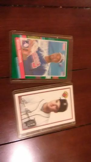 Baseball cards💳all exclusive for Sale in Herndon, VA