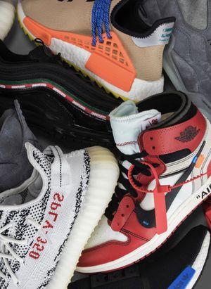 Jordan 1-12 Yeezy for Sale in Lawndale, CA