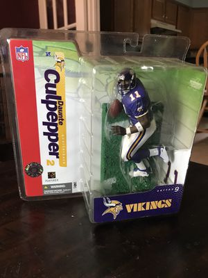 2004 Daunte Culpepper - McFarlane Action Figure for Sale in Middletown, CT