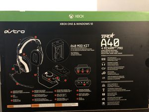 A40 TR HEADSET + MIXAMP PRO TR for Sale in Alexandria, VA