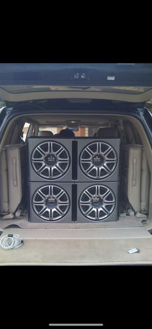 "2 Polk Audio 12""subwoofers for Sale in San Diego, CA"