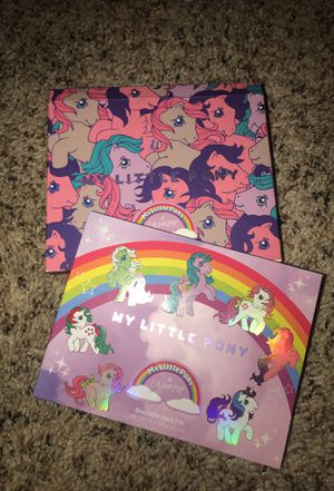 My Little Pony Colourpop Palette for Sale in Reedley, CA