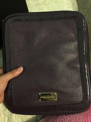 Steve Madden tablet holder (purple) for Sale in Knightdale, NC