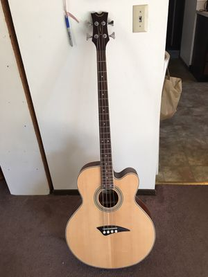 Acoustic electric bass for Sale in Milwaukie, OR