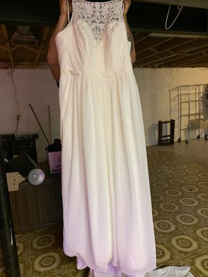 Size 22 wedding dress for Sale in Warren, MI