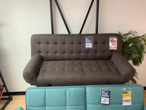 NEW!!! Clicker sleeper sofa for Sale in Portland, OR