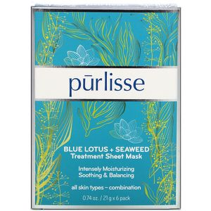 Blue Lotus and Seaweed Treatment Sheet Mask for Sale in Washington, DC