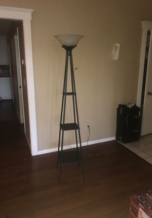 6 foot floor lamp for Sale in Murrieta, CA