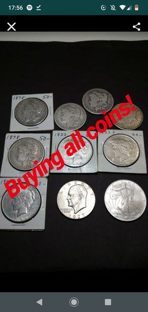 Buying all Coins for Sale in Missoula, MT