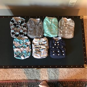 Cloth Diapers for Sale in Chapel Hill, NC