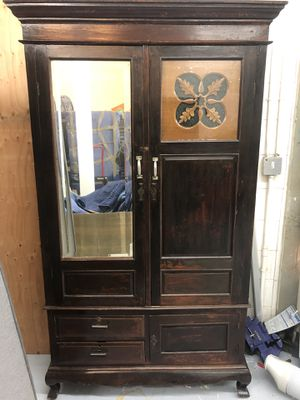Antique 3 piece armoire for Sale in Seattle, WA