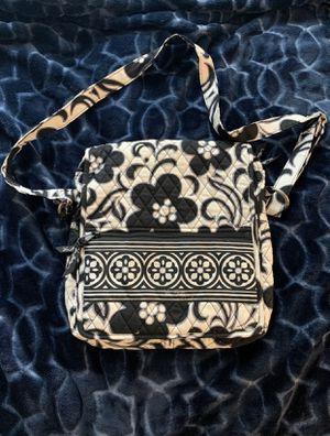 Vera Bradley Black and White Bag for Sale in Piscataway, NJ