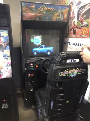 Cruisin world arcade game for Sale in Balch Springs, TX