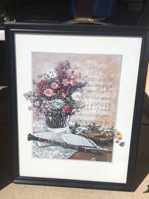 Beautiful big picture for Sale in Abilene, TX