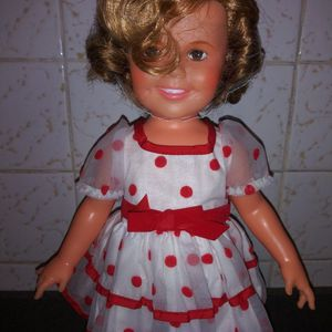 Vintage Original Ideal Toys 1972 Toys Shirley Temple Doll for Sale in South San Francisco, CA