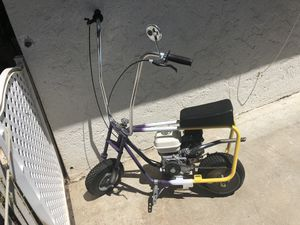 Vintage mini bike Roma nova no problems, runs great for Sale in Fresno, CA