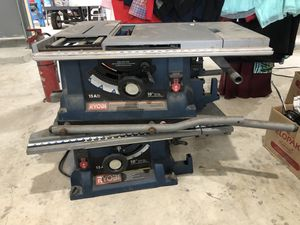 Table saw for Sale in Irving, TX