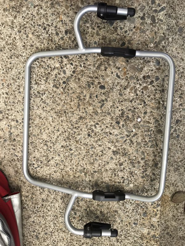 Bob stroller car seat adapter for chicco