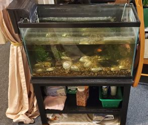 Fish Tank & Stand for Sale in Carson,  CA