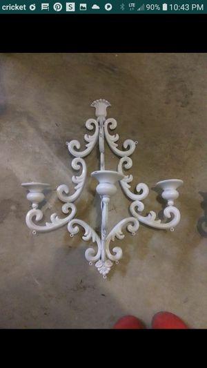 2 wall chandeliers for Sale in Kingsburg, CA