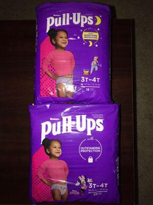 Huggies Pull Ups for Sale in Glendale, AZ