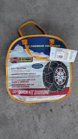 Tire chains for Sale in Everett, WA