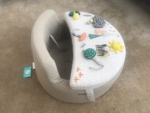 Crate&kids Busy Baby Activity Chair for Sale in Kingston, MA