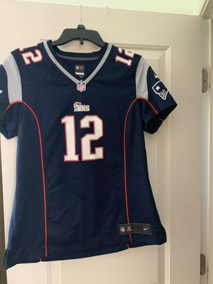Ladies New England Patriots Official NFL Jersey - Tom Brady #12 for Sale in Cumming, GA