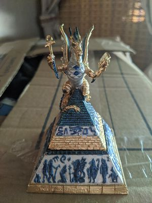 Egyptian Dragon Jewelry Holder for Sale in Selma, CA