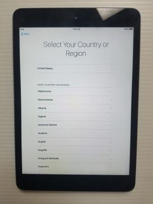 Mini iPad A1432 for Sale in Orlando, FL