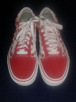 Vans tenis shoes size 8 for Sale in Clarksville, TN