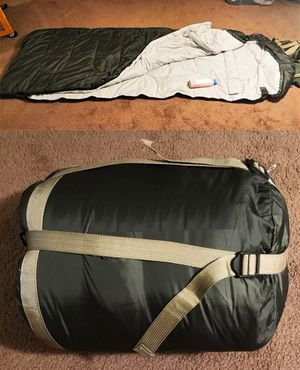 New $15 Camping Sleeping Bag Waterproof Indoor & Outdoor Hiking Lightweight w/ Portable Bag for Sale in Pico Rivera, CA