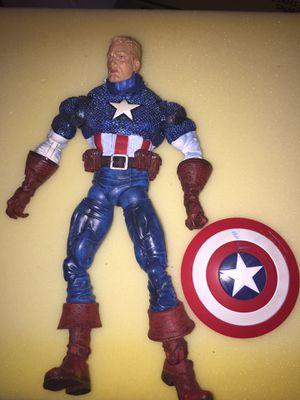 Marvel legends icon captain America 12 inch for Sale in Audubon, NJ