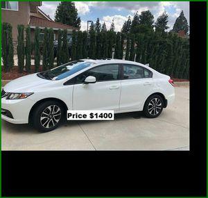 Price$1400 Honda Civic EXL for Sale in Seattle, WA