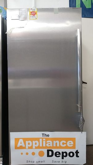 New Frigidaire Professional Upright Freezer in Stainless Steel for Sale in Chula Vista, CA