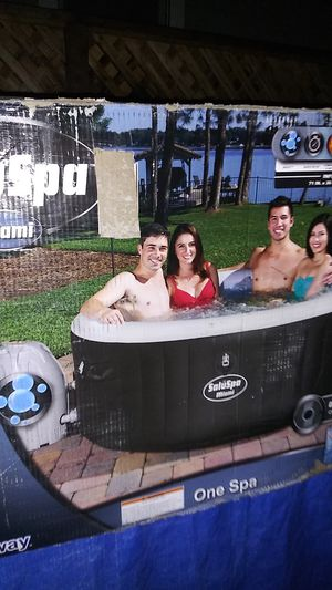 Blowup hot tub for Sale in Santa Clara, CA