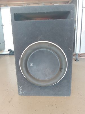 JL Audio W7 for Sale in Phoenix, AZ