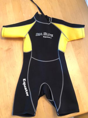 Kids Sea Elite Shorty Wetsuit for Sale in Tacoma, WA