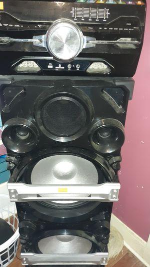 Edison professional stereo karaoke for Sale in Alexandria, LA