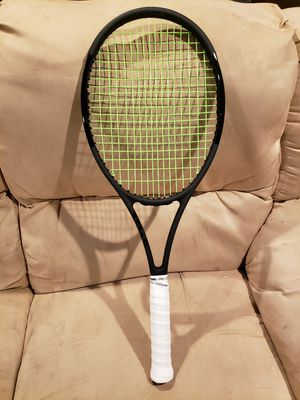 Wilson pro staff 97 tennis racket for Sale in Fontana, CA