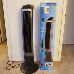 """Lasko 42"""" Tower Fan with Ionizer for Sale in Raleigh, NC"""