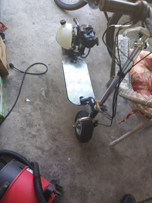 Gas scooter for Sale in Williamsport, PA