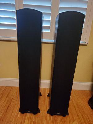 """Klipsch 40"""" Floor Speakers for Sale in St. Petersburg, FL"""