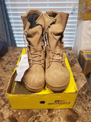 Utility Work Boots Steel Toe Size 10.5 New for Sale in Odenton, MD