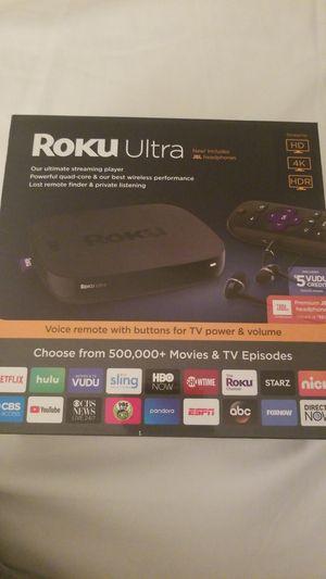 Roku Ultra for Sale in Houston, TX