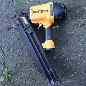 Bostitch framing nail gun for Sale in Somerville, MA