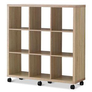 8 Cubes Ladder Shelf Freestanding Corner Bookshelf for Sale in Irvine, CA