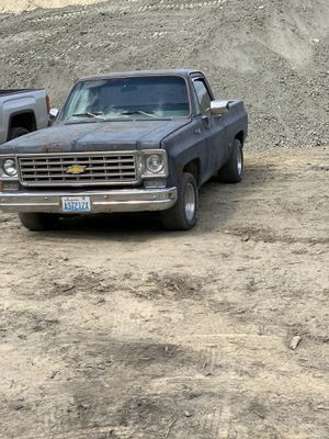 77 Chevy c10 for Sale in Puyallup, WA